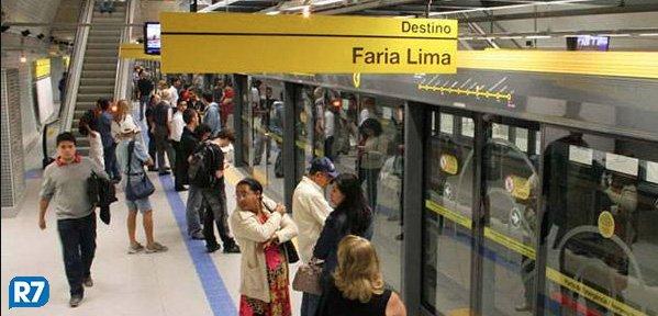SP: Linha Amarela do Metrô fecha para obras hoje a partir das 12h https://t.co/AE3BUQSYob