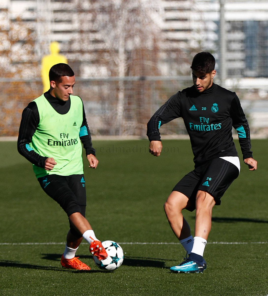 🏃💪⚽ #RMCity We've started our preparatio...