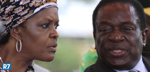 Partido governista do Zimbábue expulsa Mugabe, dizem fontes https://t.co/CG5KvhgowE