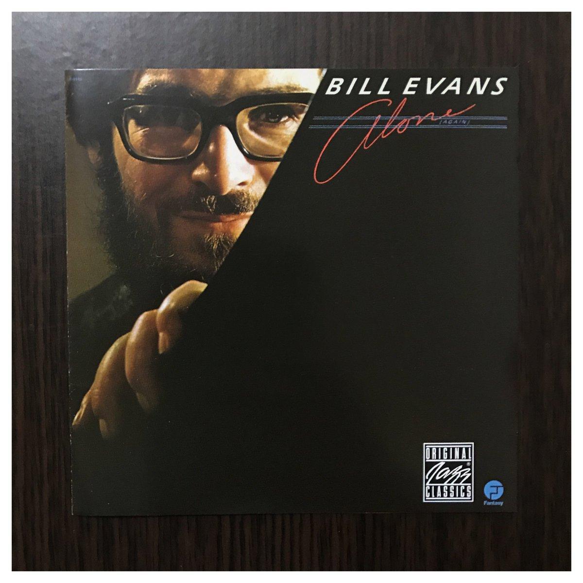 Alone Again | Bill Evans #AloneAgain #BillEvans #ジャズ #Jazz #音楽 #music #Musik #Музыка #art #Kunst #CD<br>http://pic.twitter.com/PUXyPG8NrF