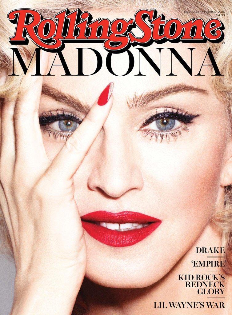 Madonna for @RollingStone March 2015. #RebelHeart  <br>http://pic.twitter.com/zHgND1uq93