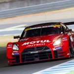 【速報】 #SuperGT 最終戦(茂木)23号車ポールtoウィン!GT-R今季初勝利となりました。…