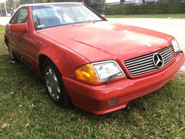 Used benz cars