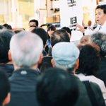 枝野代表「公示の一週間前に作った立憲民主党ですが、多くの名古屋の方々の力を借りて野党第一党になりまし…