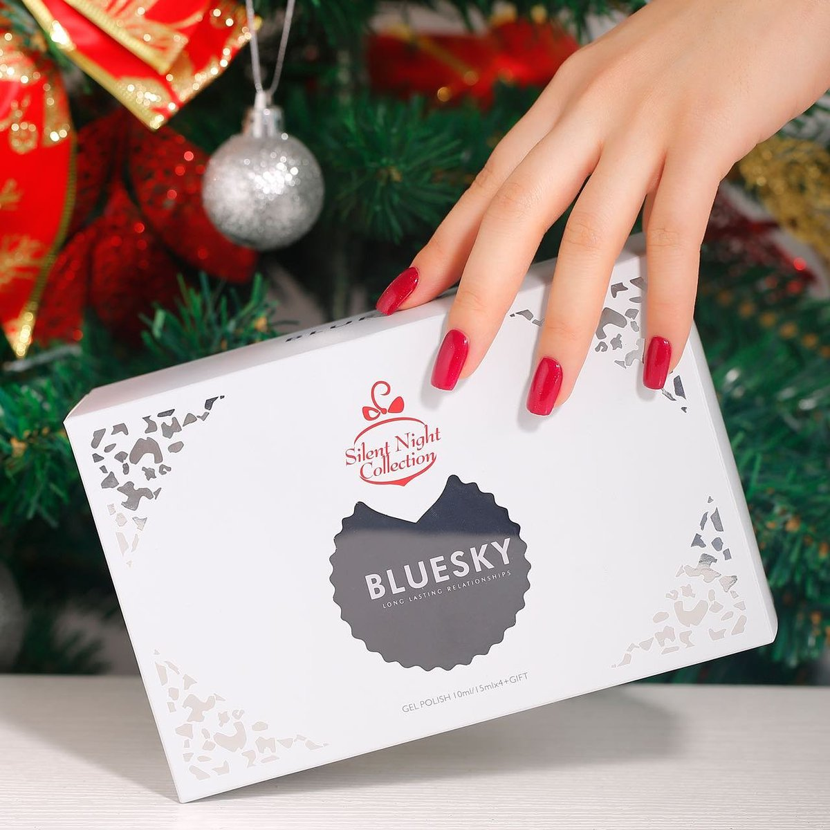 Salon client christmas gifts
