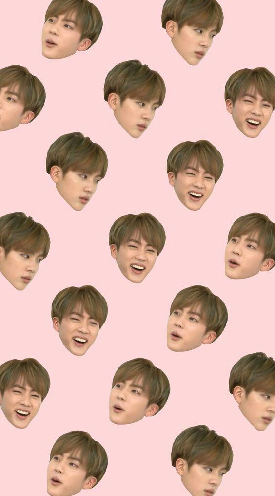 "Dazzling Jin On Twitter Jin Wallpaper Again Omg Hes So Cute Jin Kimseokjin ̧"" ʹ€ì""ì§"" Bts Ë°©íƒ""소년단 Worldwidehandsome C Owner"