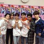 """GOT7 Japan Tour 2017 """"TURN UP""""@福岡2日目!皆さんの笑顔が見れてとても…"""