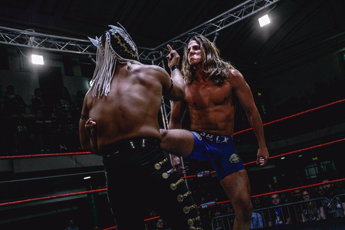 """NJPW/RevPro: Resultados """"Global Wars UK 2017"""" Días 1 y 2 - Zack Sabre Jr. retiene su título ante Will Ospreay 4"""