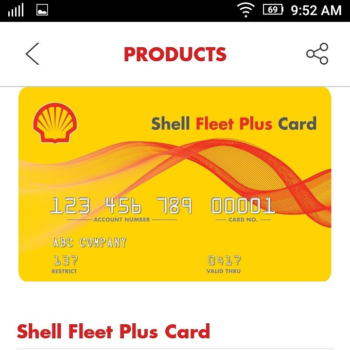 0 replies 0 retweets 0 likes - Shell Fleet Card