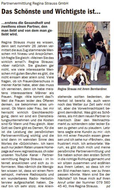 Regina Strauss GmbH in Liquidation - Kontakt