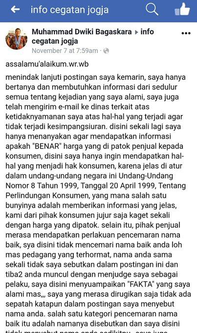 Babak baru kisah Muhammad Dwiki Bagaskara