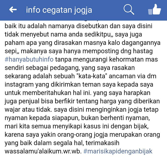 Babak baru kisah Muhammad Dwiki Bagaskara.