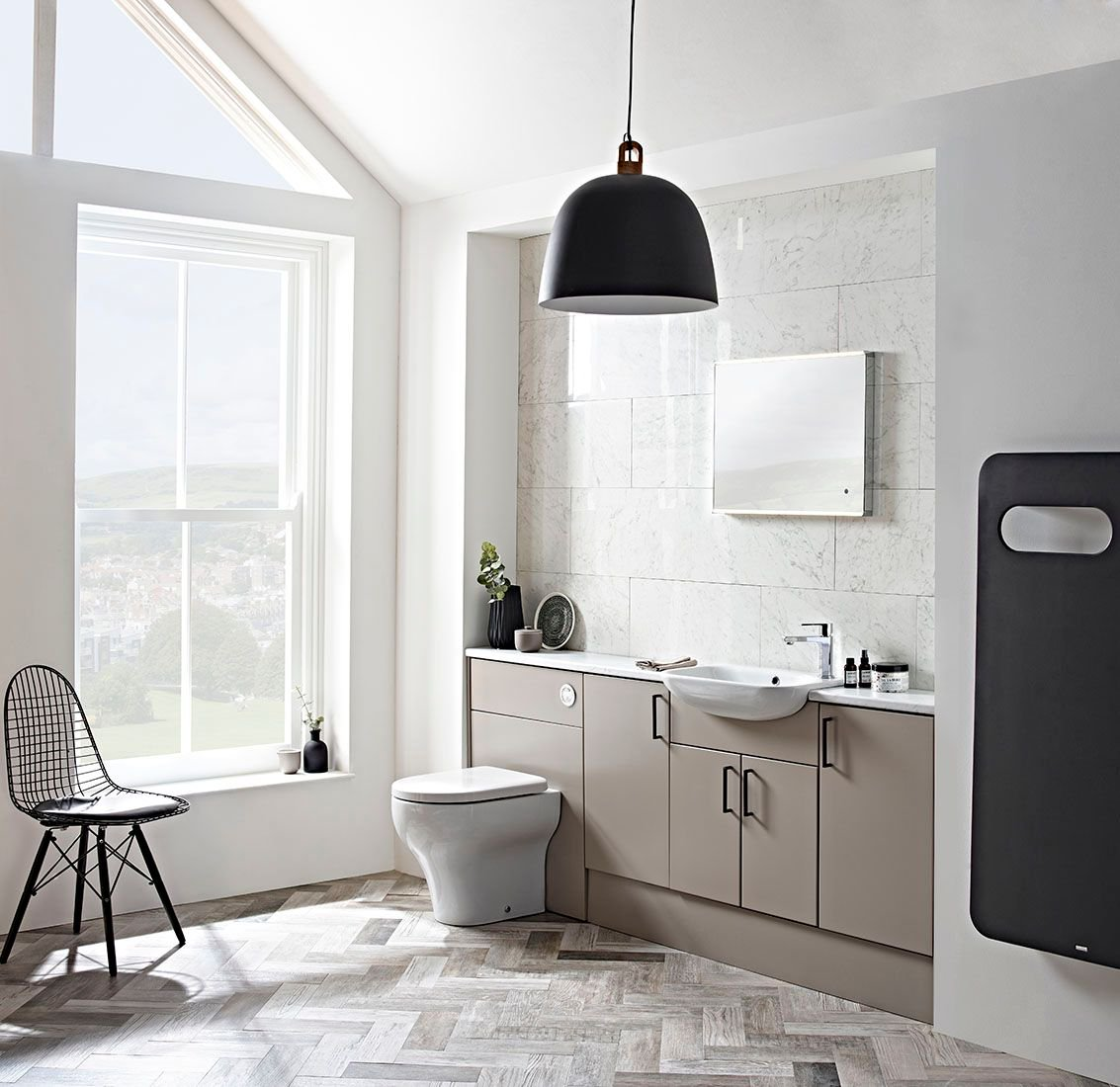 Tecaz bathroom suites - With So Many Colours And Combinations Available It Gives You Somewhere To Hide All Those Potions And Lotions Giving You A Clutter Free Bathroom