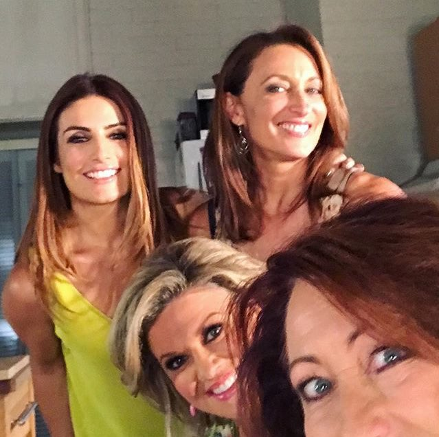 4 BFFs! Leah, Marilyn, Roo &amp; Irene  #HomeandAway #BehindTheScenes<br>http://pic.twitter.com/lBmy7ppVlk