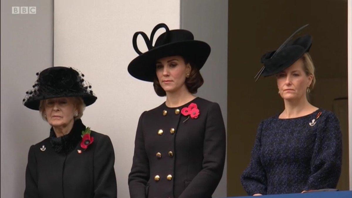 Princess Alexandra, the Duchess of Cambr...