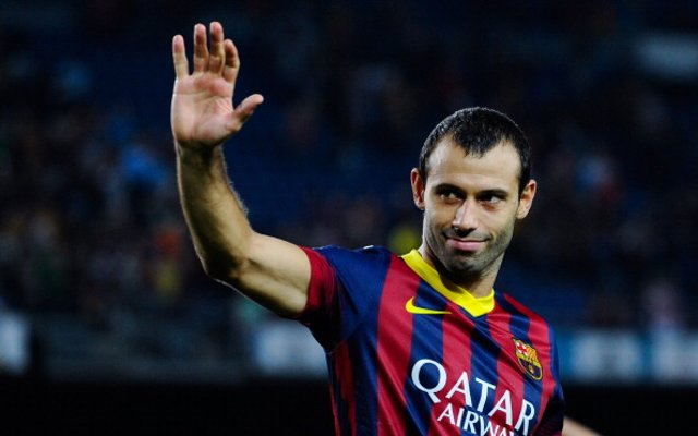 Argentina defender Javier #Mascherano says he may leave #Barcelona at the end of the season #FCB #LaLiga<br>http://pic.twitter.com/g7cReUsD4c