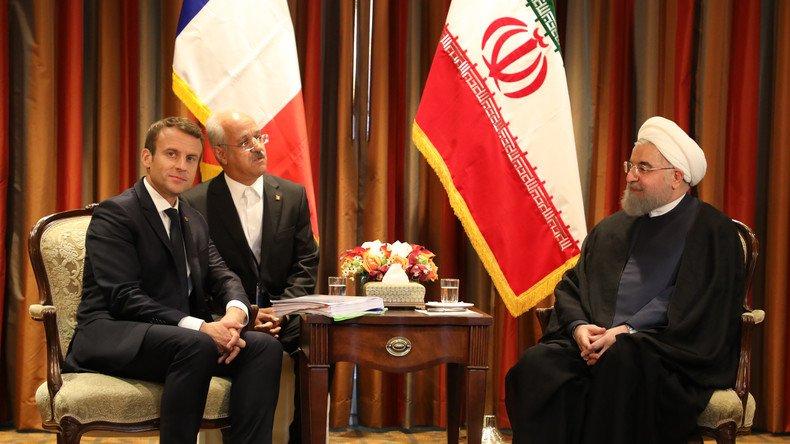 #Téhéran à #Paris : l'accord #nucléaire n'est pas négociable ➡️https://t.co/WBnGGyvnGQ #Iran #France #diplomatie