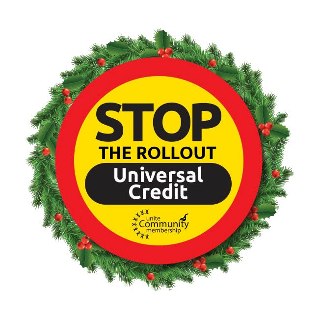 Stop the rollout of Universal Credit