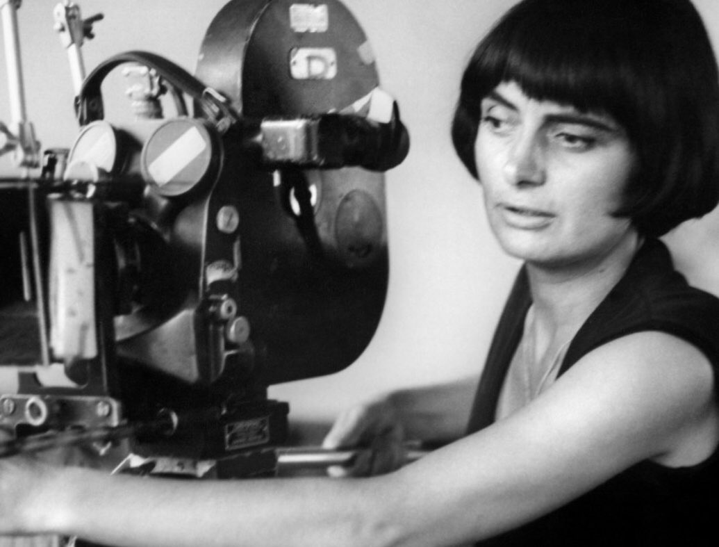 The incomparable Agnès Varda, who just became the first female director to receive an honorary Oscar ???????????? https://t.co/hDNVlajr8Y