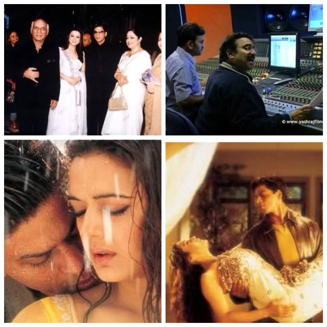 Most of all thanks to the late #MadanMohanji for an epic soundtrack & thanks🙏 to all the fans 4the unconditional love❤️ #13YearsOfVeerZaara