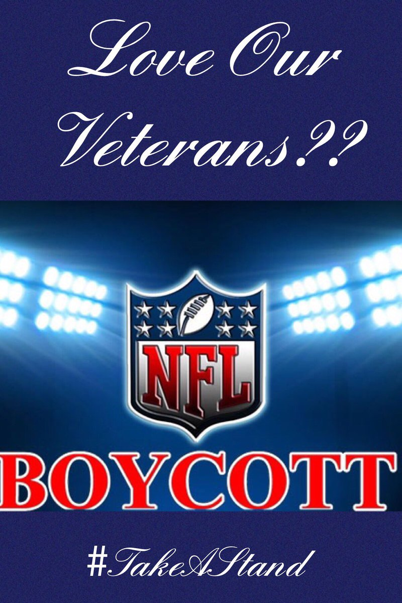 I hope all @NFL Players will do the right thing today and #TakeAStand to show Respect and Honor our Veterans...but I won't find out till tonight when I watch the news  <br>http://pic.twitter.com/Veqdo8zwvt
