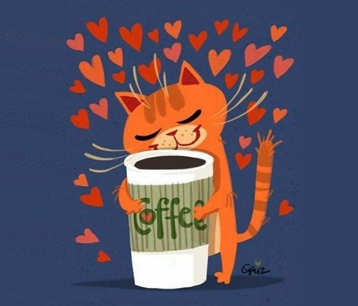 I love coffee as much as I love #Caturday #SaturdayMorning<br>http://pic.twitter.com/3LLMEZHqm5