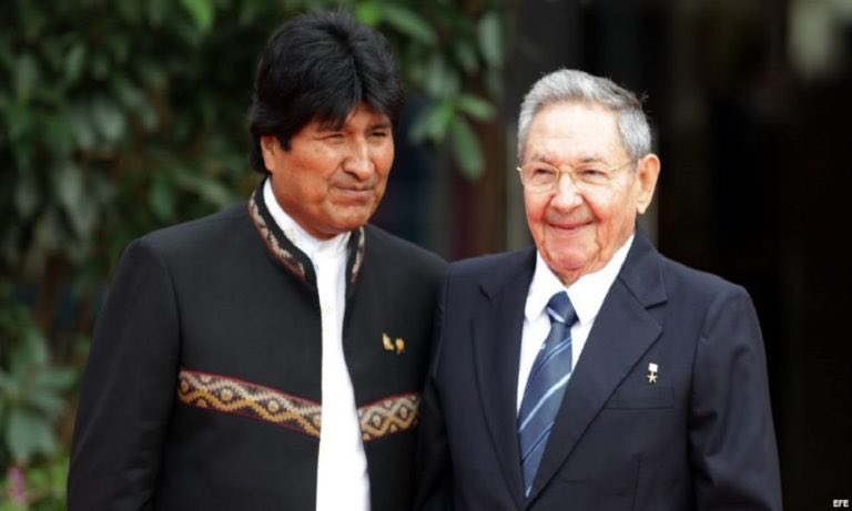 #Bolivia&#39;s president Evo Morales wants to get rid of &#39;democracy&#39; since it impedes his ability to rule for life - #Cuba  http:// go.shr.lc/2zQXd6y  &nbsp;  <br>http://pic.twitter.com/IdubnHfEkc