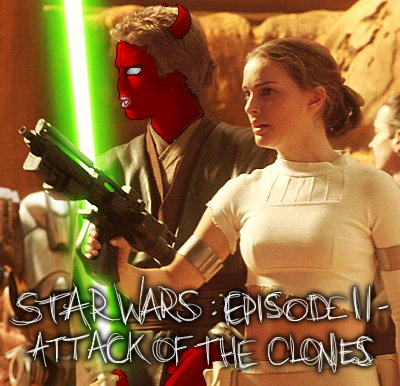 I&#39;ve just revisited #StarWars episode 2 #attackoftheclones.. it was like revisiting the old crack den of a road I used to live in. Funny how you perceive the same thing differently over time...  http:// ademonsvoice.blogspot.co.uk/2015/06/the-re ality-of-nostalgia.html &nbsp; … <br>http://pic.twitter.com/McbJ7XYeyX