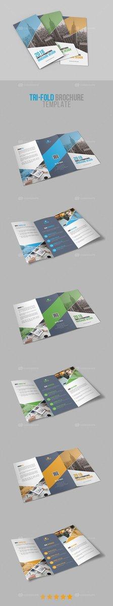 Corporate Tri-Fold Brochure Template 03  https://www. codegrape.com/item/corporate -tri-fold-brochure-template-03/17464 &nbsp; …  #Print #Brochures <br>http://pic.twitter.com/6tcQh6PCdd