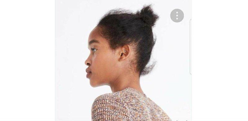826417a1 JCrew's recent campaign is what happens when you let an unseasoned hand  touch a Black woman's hair: https://trib.al/afSGqgB  pic.twitter.com/j9zEGfTC69