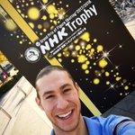 ✨ #NHKTrophy2017 ✨ 😘💛 NHK杯はおわりました!!!みんなさん、おおきに!💛😘 …