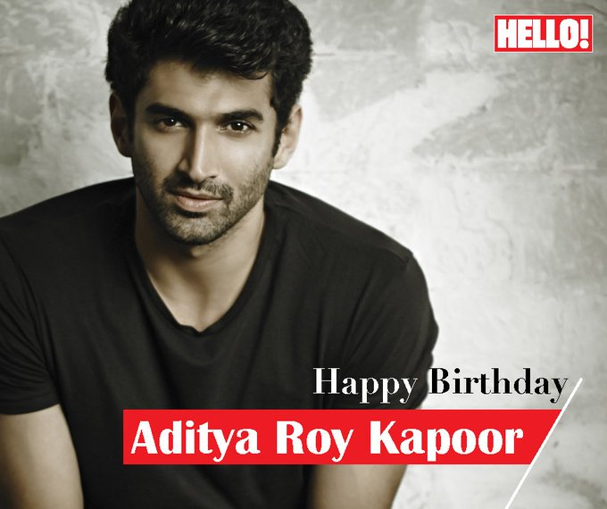 HELLO! wishes Aditya Roy Kapoor a very Happy Birthday