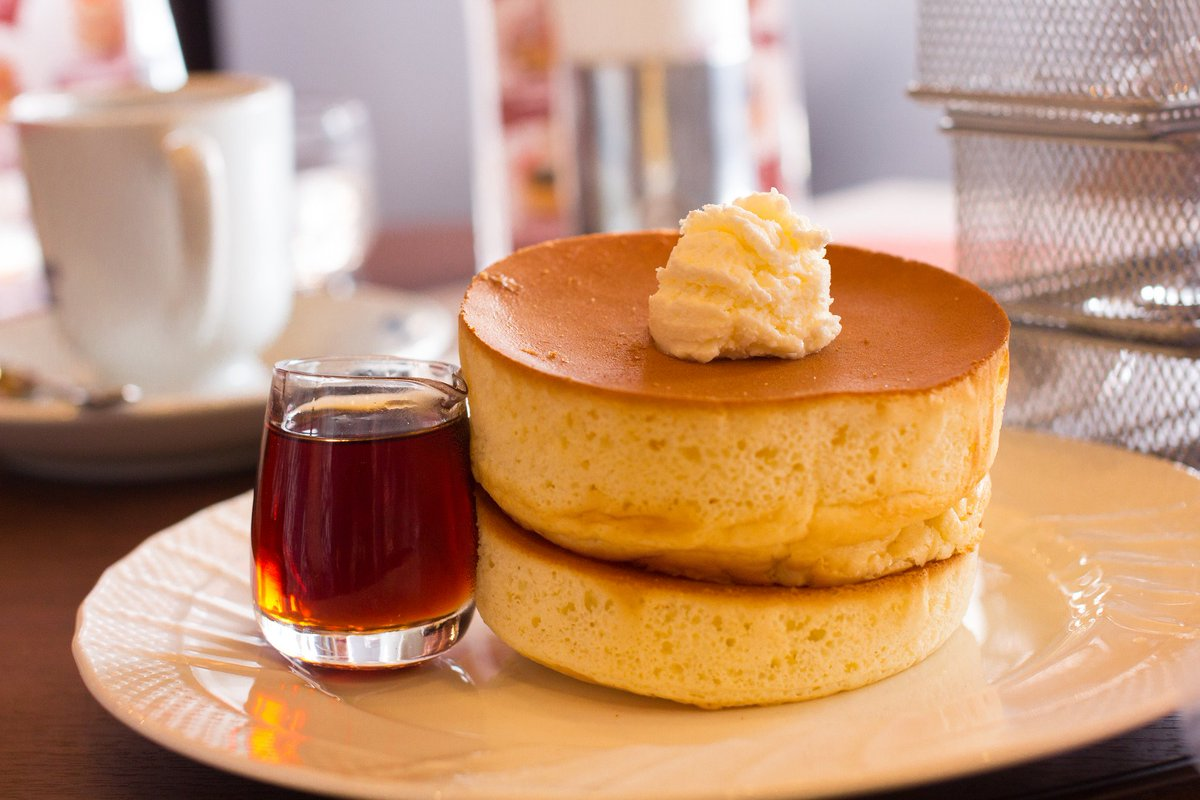 The secret ingredient for a towering, fluffy pancake? Mayonnaise. https://t.co/1VnB02GPrC
