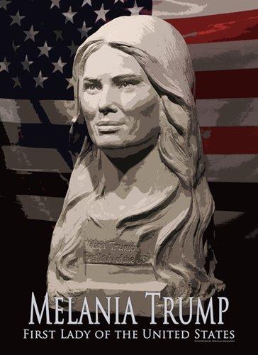 #MelaniaTrump - #FirstLady of the #UnitedStates  http://www. kingofmarble-shmatko.com / &nbsp;    Coming soon in #marble .... @FLOTUS<br>http://pic.twitter.com/Fe8MU5fpO8