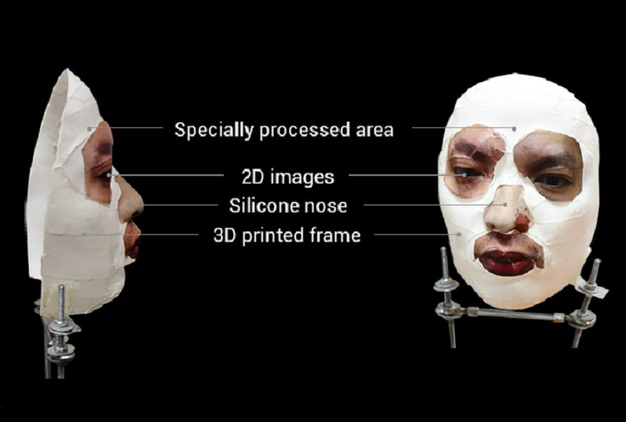 Vietnamese Security Firm Bypasses iPhone X&#39;s Face ID With $150 Mask.  #iPhoneX #iPhone <br>http://pic.twitter.com/HFCQ16cDWR