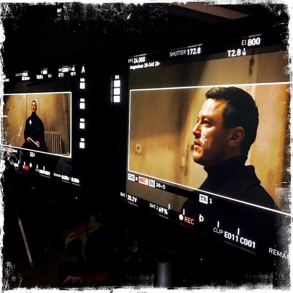Luke Evans ....in ANNA😨 #sashaluss#lukeevans #cillianmurphy #helenmirren #film#polar #cinema #russia ift.tt/2jnBzjh