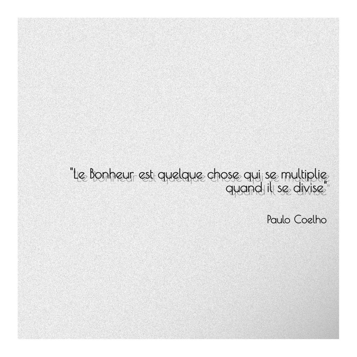 Sunday Mood • • • #citation #citations #paulocoelho #sundaymood #humeurdujour #mantra #mantras #bonheurs #joie #amitié #dimanche #sundaypost #postdujour #citationdujour #zenattitude #frienship #vie #vraivie #mot #motsdamour #joy<br>http://pic.twitter.com/oUHtMOmSBs