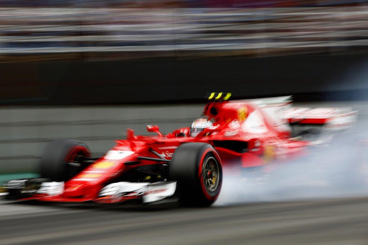 Brazil Nagydíj: Vettel nyert Bottas és Kimi előtt!