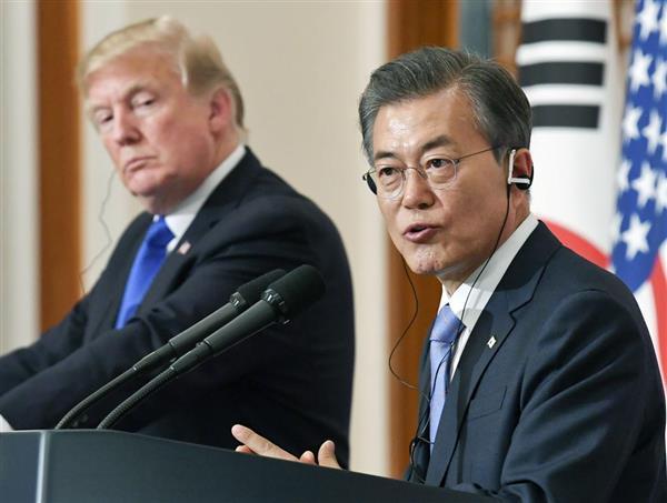 在韓米軍高官は韓国を信用せず 文在寅氏&習近平氏&キッシンジャー氏の夢「在韓米軍撤退」 sankei…