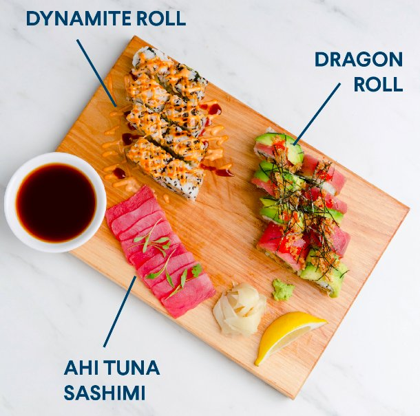 Earls Restaurants On Twitter Sushi Platter It S Easier Than Ever To Keep Those Good Times Rolling Available Select Locations See Your Local Earls Menu For Details Https T Co Cjjhvxwagi
