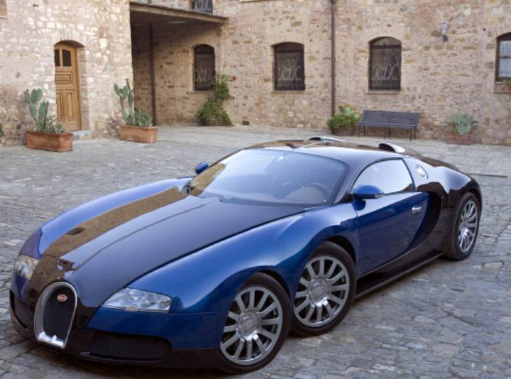 Quirky Rides On Twitter Yes A Six Wheeled Bugatti Photoshop