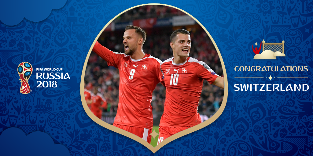 DOdBy1IV4AAxMU5 Também a Suíça e a Croácia vão à Copa de 2018