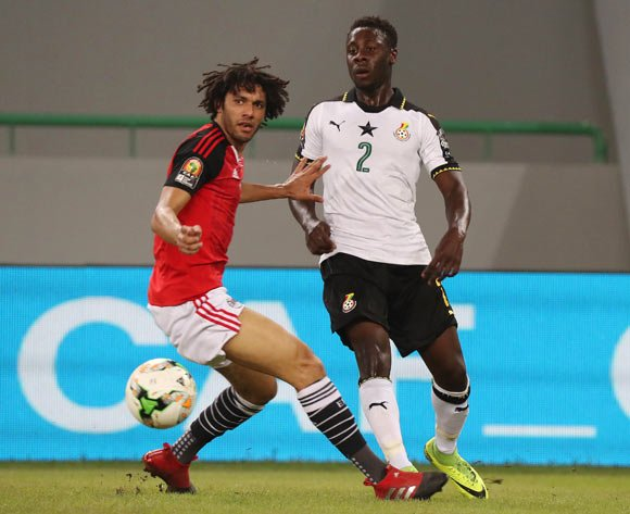 Video: Ghana vs Egypt