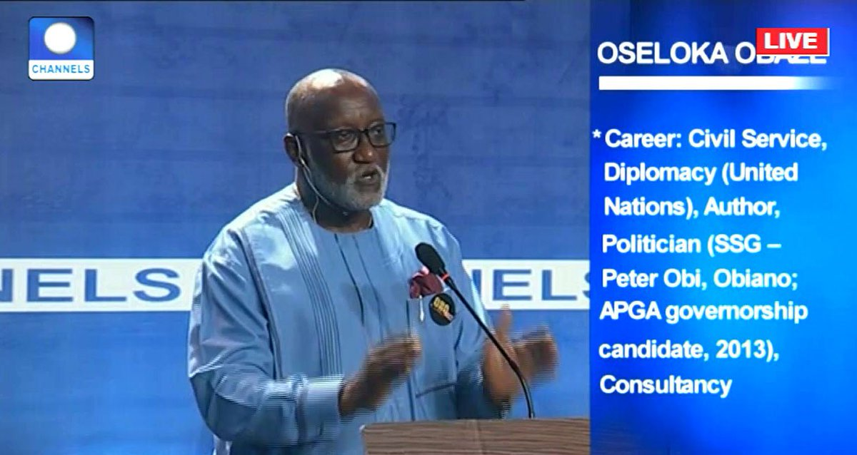 Oseloka Henry Obaze has reassured Ndi Anambra that their children will go to school for free up to JSS III if and when elected governor of the state.