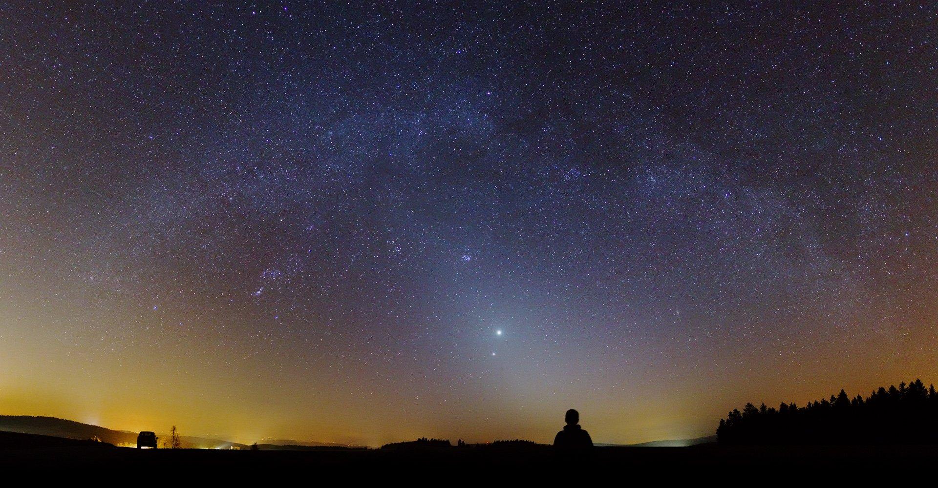 вам фото ночного неба советы дизайн высокое