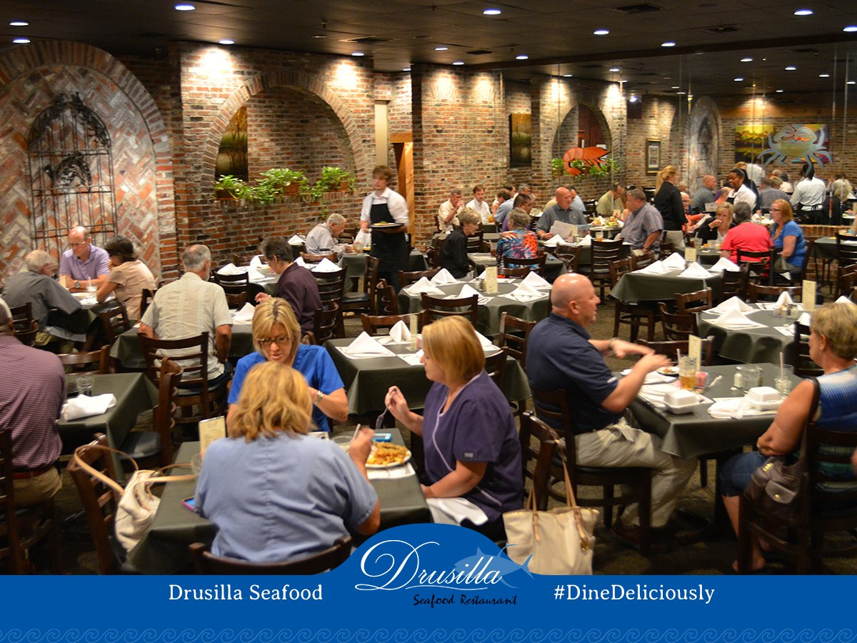 Drusilla Seafood on Twitter: