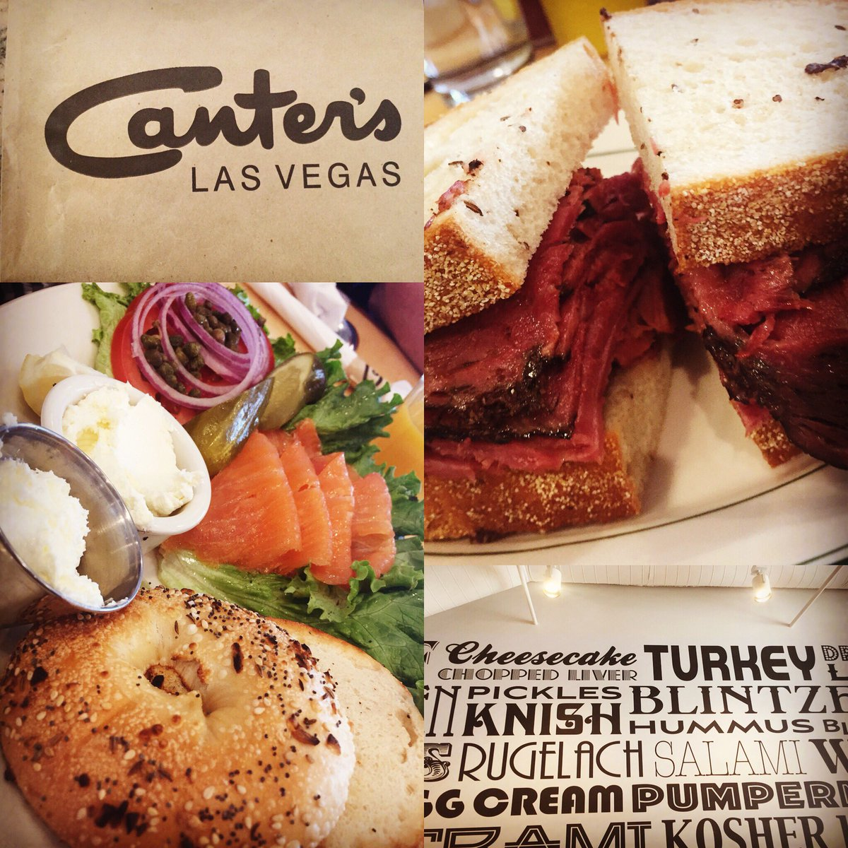 Such a great way to celebrate my parent's 25 Anniversary @cantersdeli @tivolivillagelv #Mazel #OyVey #Deelish <br>http://pic.twitter.com/49DGM57RYT