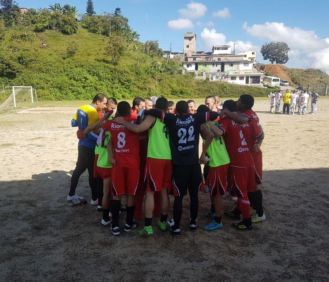 """Imer Rionegro on Twitter: """"#Visitantes Éxitos a nuestro equipo de fútbol  Rionegro IMER, que hoy visita al elenco de Cocorná, en las semifinales del  Torneo ..."""