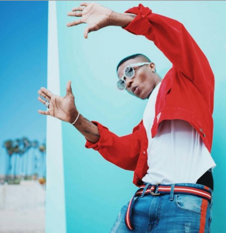 @wizkidayo  has just been awarded  Best Male Artist West African at #Afrima2017! Get all his songs on #BoomplayMusic <br>http://pic.twitter.com/JdzpAVqYg0