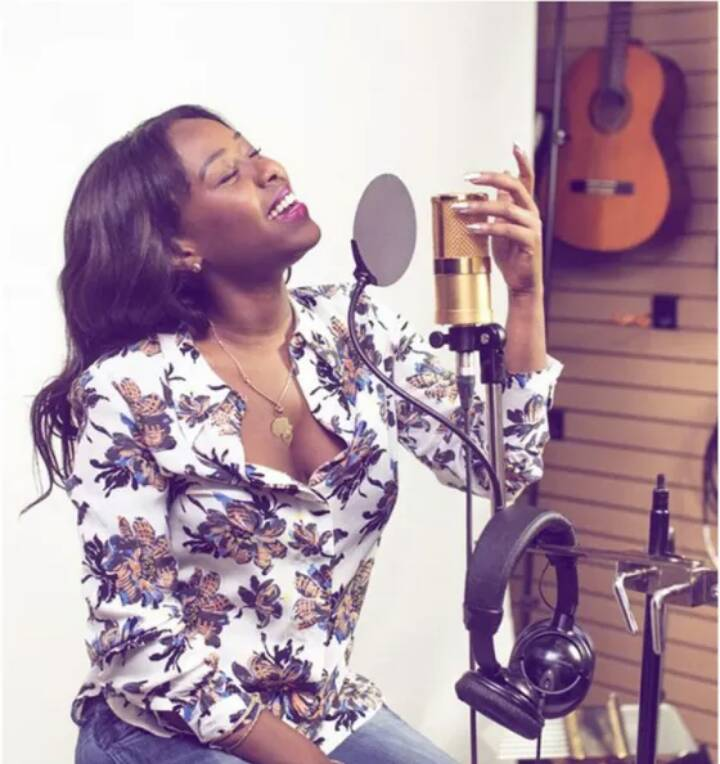 The Award for the Most Promising Act at #Afrima2017 goes to @NezaMcg   Get all her songs on #BoomplayMusic <br>http://pic.twitter.com/PDW5qUspoj